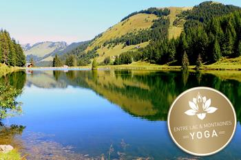 PACKAGE YOGA ENTRE LAC & MONTAGNES