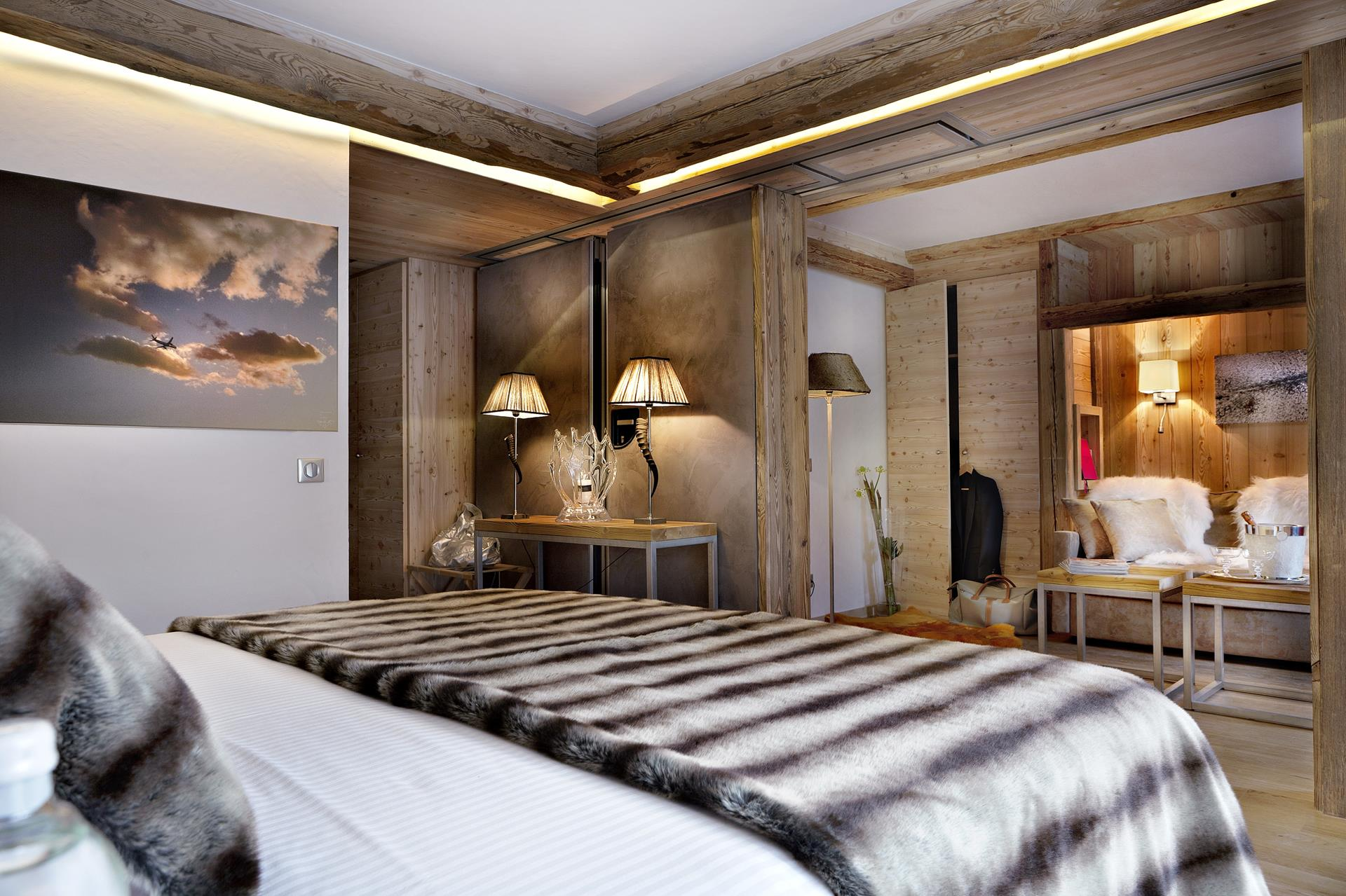 suites la clusaz hotel au coeur du village la clusaz. Black Bedroom Furniture Sets. Home Design Ideas